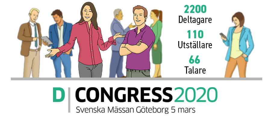 D-congress - 2020 - Specter AB i monter G07:21