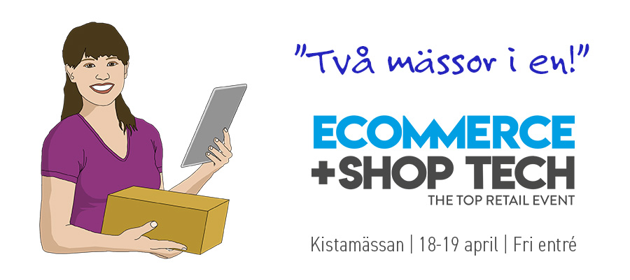 Ecommerce + Shop Tech - 2018